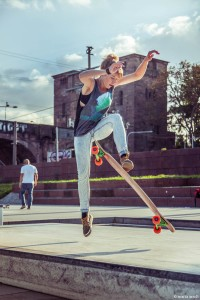 Deborah Keser – Skater from Cologne