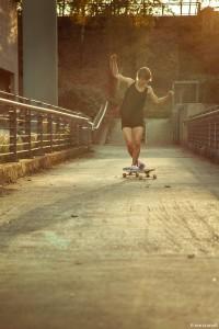 Xenia Iwanowa – Skater from Bochum