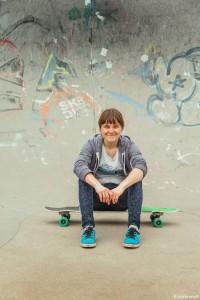 Anastasia Kuzina – Skater from Berlin